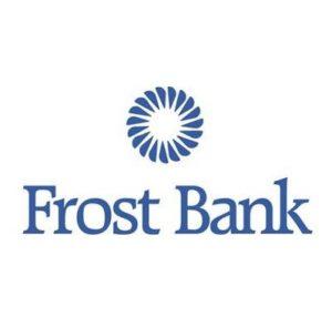 nearest frost bank locations