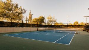 public tennis court near my location